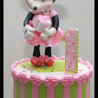 The mouse Cake....