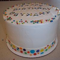 Polka Dots by cakes by khandra
