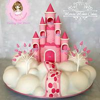 Yasmine's Pink Castle in the Sky