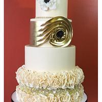 My Girl's Wedding Cake