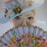 Marie Antoinette - Cakeflix collaboration