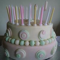 The 21st birthday cake by Doro