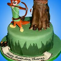 Robin Hood Cake by Rachel White