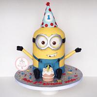 Birthday Minion 🎉