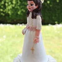 Good Little Communion Girl