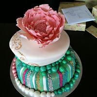 Nana's birthday cake