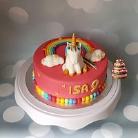 Unicorn for Isa