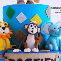 Safari cake :)