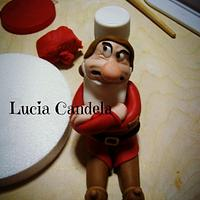 brontolo :) by LUXURY CAKE BY LUCIA CANDELA