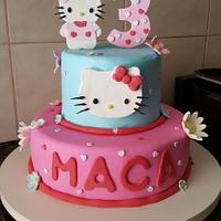 Cake kitty
