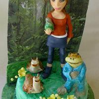 epic theme cake