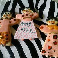 Easter Girls.