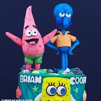 Bob, Patrick & Squidward