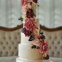 Florals & Lace