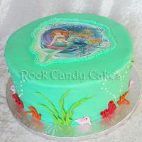 Mermaid by Rock Candy Cakes