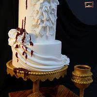 """Eternity"" My Penny Dreadfull Cake Collaboration"