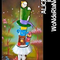 Alice in wonderland by RugaStorta