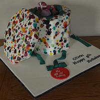 Lush Bath Bomb Cake by Kaylee