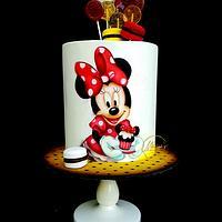 Sweet Minnie!