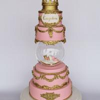 Royal Cake for Elizabeth