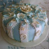 The 90th Birthday Cake by Doro