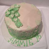 50 Shades of Green...more like 4  by Caroline Diaz