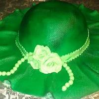 My first Hat Cake!!