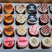 Signature cupcakes