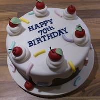 Happy 70th Birthday!