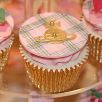 Vivienne Westwood Shoes Cupcakes by Amanda's Little Cake Boutique