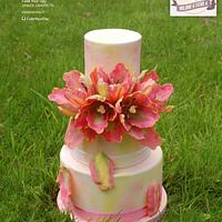 Fashion Cake. Elie Saab.