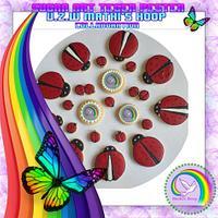 Sugar art tegen pesten vzw Mathi's hoop - collaboration