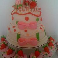 Strawberry Shortcake (inspired by many)