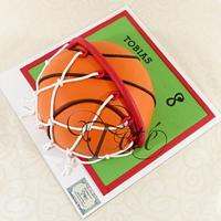 Basquet Cake