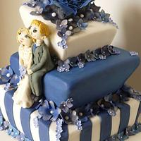 Suzanne Wedding Cake