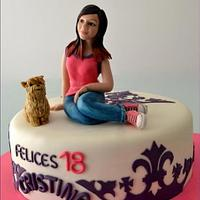 Felices 18 Cristina !!