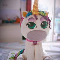 Unicorn 3D cake
