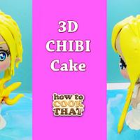 Make your BFF into a Chibi character with jiggly marshmallow hair 👸