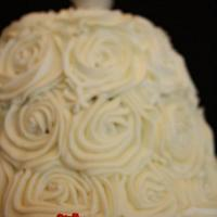 Rosette Bride  by Centerpiece Cakes By Steph