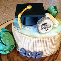 Burlap Rustic Graduation - 2019