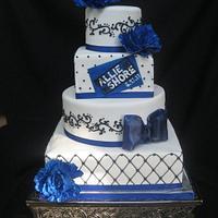 Sharp Dressed Cake! by Jillin25