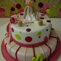 Baby's 1st Pura Gula Cake