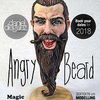 """""""Angry Beard"""" NEW CLASS for 2018"""