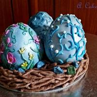 Eggciting eggs