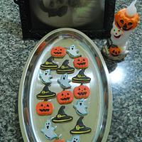 biscuits halloween