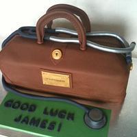 Drs Bag Cake