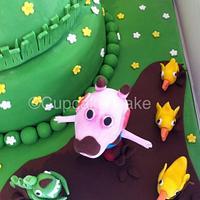 Peppa Pig  by Gemma Deal