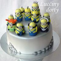 Minion´s cake