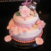 FUNDRAISER CAKE
