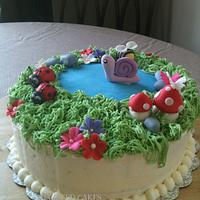 Perfect for spring Cake